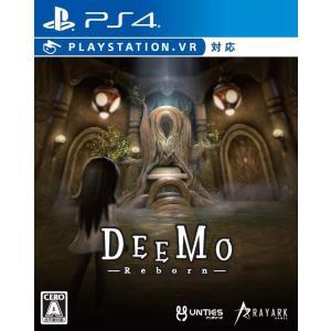 【新品】PS4 DEEMO -Reborn-(ディーモリボーン)(予約特典付)(2019年11月21日発売)|193
