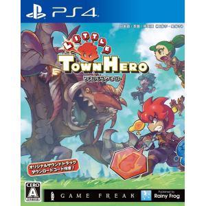 【取寄せ商品】PS4 リトルタウンヒーロー(2020年4月23日発売)【新品】
