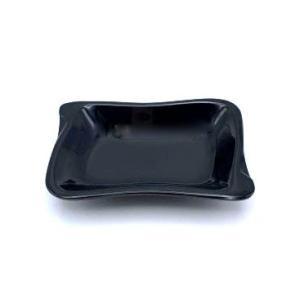 波型角皿(小) 黒|1956direct