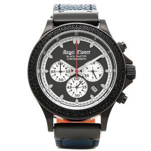 エンジェルクローバー 腕時計 ANGEL CLOVER BM46BNB-LMT ブラック ブルー|1andone