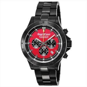 エンジェルクローバー 腕時計 ウォッチ ANGEL CLOVER ブラック レッド|1andone