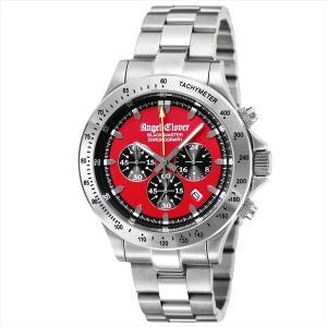 エンジェルクローバー 腕時計 ウォッチ ANGEL CLOVER シルバー レッド|1andone