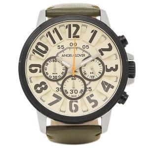 エンジェルクローバー 腕時計 ANGEL CLOVER BU44BIV-GR アイボリー ブラック グリーン|1andone
