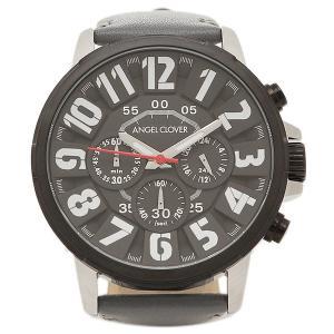 エンジェルクローバー 腕時計 ANGEL CLOVER BU44BK-GRY ネイビー ブラック ブルー|1andone