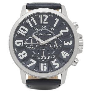 エンジェルクローバー 腕時計 ANGEL CLOVER BU44SNV-NV ネイビー シルバー ブルー|1andone