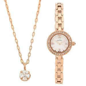 エンジェルハート 腕時計 レディース ネックレス付き ANGEL HEART ET21PMA ホワイトパール ピンクゴールド|1andone