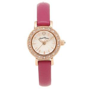 ANGEL HEART 腕時計 エンジェルハート ET21P-PK ホワイト ローズゴールド ピンク|1andone