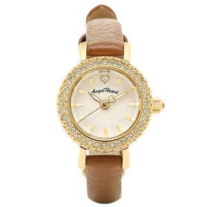エンジェルハート 時計 ANGEL HEART ET21Y-BW エターナルクリスタル レディース腕時計ウォッチ シルバー/ブラウン/イエローゴールド|1andone