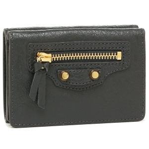バレンシアガ 折財布 レディース BALENCIAGA 477455 D940G 1110 グレー|1andone