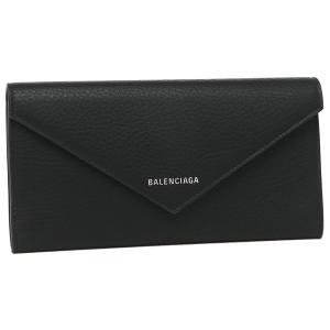 バレンシアガ 折財布 レディース BALENCIAGA 499207 DLQ0N 1000 ブラック|1andone