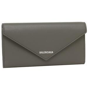 バレンシアガ 折財布 レディース BALENCIAGA 499207 DLQ0N 1215 グレー|1andone