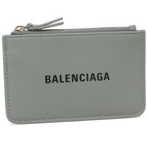 バレンシアガ コインケース レディース BALENCIAGA 581306 DLQ4N 1165 グレー|1andone