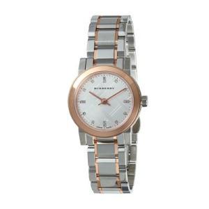バーバリー 腕時計 レディース BURBERRY BU9214 シティ 時計/ウォッチ シルバー|1andone