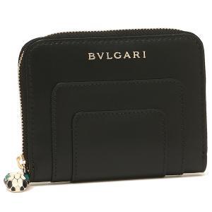 ブルガリ コインケース レディース BVLGARI 280375 ブラック|1andone