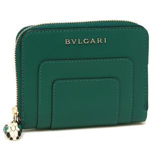 ブルガリ コインケース レディース BVLGARI 280376 グリーン|1andone