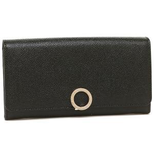 ブルガリ 長財布 レディース BVLGARI 280526 ブラック|1andone