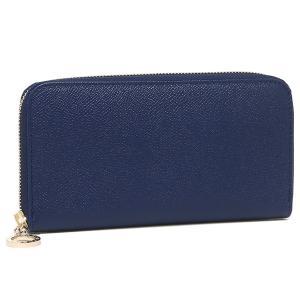 ブルガリ 長財布 レディース BVLGARI 281461 ブルー|1andone