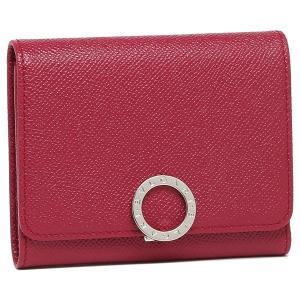 ブルガリ 折財布 レディース BVLGARI 287274 ピンク|1andone