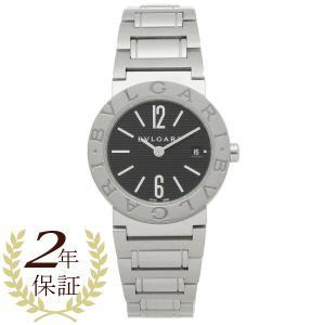ブルガリBVLGARI時計 ブルガリ 腕時計 レディース ブルガリブルガリ ブラック BB26BSSD シリアル有|1andone