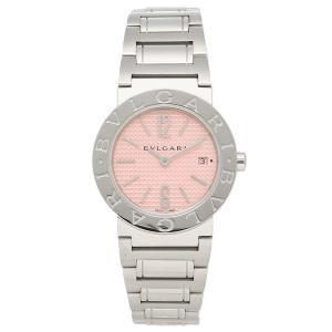 ブルガリBVLGARI時計 ブルガリ 腕時計 レディース ブルガリブルガリ ピンク BB26C2SSD/JA シリアル有|1andone