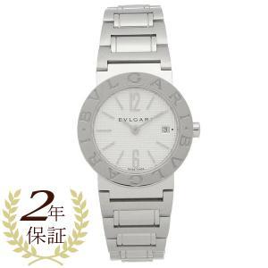 ブルガリBVLGARI時計 ブルガリ 腕時計 レディース ブルガリブルガリ ホワイト BB26WSSD シリアル有|1andone