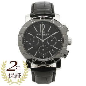 ブルガリ 時計 メンズ BVLGARI BB42BSLDCH ブルガリブルガリ 腕時計 ウォッチ ブラック|1andone