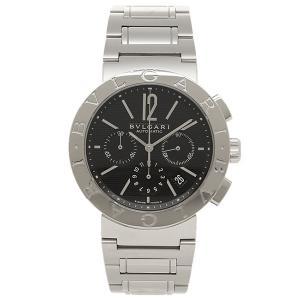 ブルガリ 時計 メンズ BVLGARI BB42BSSDCH ブルガリブルガリ 腕時計 ウォッチ シルバー/ブラック|1andone