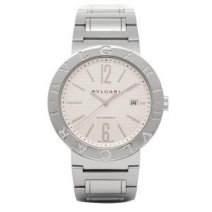 ブルガリ 腕時計 BVLGARI BB42WSSDAUTO ホワイト シルバー|1andone