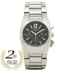 ブルガリ BVLGARI 時計 レディース 腕時計 BVLGARI ブルガリ エルゴン オートマチック クロノグラフ ブラック ボーイズ EG35BSSDCH ウォッチ 腕時計 シリアル有|1andone