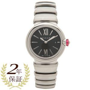 ブルガリ 腕時計 レディース BVLGARI LU28BSSD シルバー ブラック|1andone