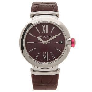 ブルガリ 腕時計 レディース 自動巻き BVLGARI LU33C7SLD バイオレット|1andone