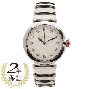 ブルガリ 腕時計 レディース BVLGARI LU33WSSD/11 ホワイト|1andone