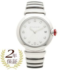 ブルガリ 腕時計 レディース 自動巻き BVLGARI LU36WSSD/11 シルバー|1andone
