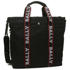 バリー トートバッグ メンズ BALLY 6221775 ブラック|1andone