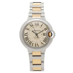 カルティエ 腕時計 CARTIER W2BB0002 シルバ...