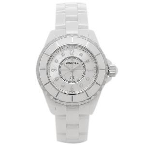 シャネル 腕時計 CHANEL H2422 レディース ホワイト|1andone