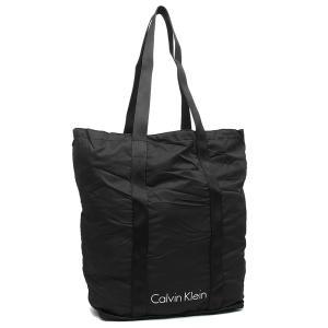 カルバンクライン トートバッグ エコバッグ アウトレット レディース CALVIN KLEIN 36090005 001 ブラック|1andone