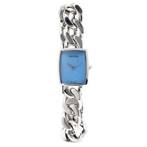 カルバンクライン 時計 レディース CALVIN KLEIN K5D2L1.2N アメーズ 腕時計 ウォッチ シルバー/ブルーパール|1andone