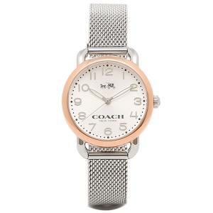 コーチ 腕時計 COACH 14502246 ゴールド シル...