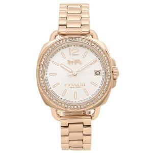コーチ 腕時計 レディース COACH 14502590 ピンクゴールド シルバー|1andone
