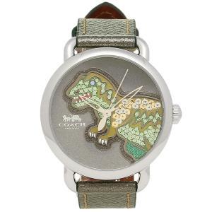 コーチ 腕時計 レディース COACH 14502876 シルバー グレー|1andone