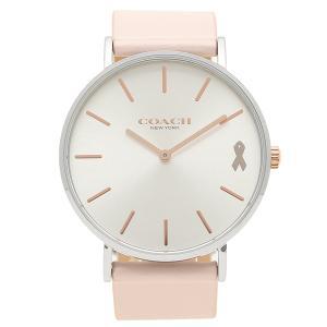 コーチ 腕時計 レディース COACH 14503128 ピンク シルバー|1andone