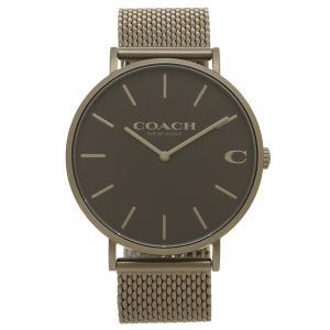 コーチ 腕時計 メンズ COACH 14602147 ブラウン カーキ|1andone