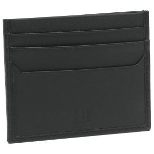 ダンヒル カードケース メンズ DUNHILL 18F220CHP ブラック|1andone