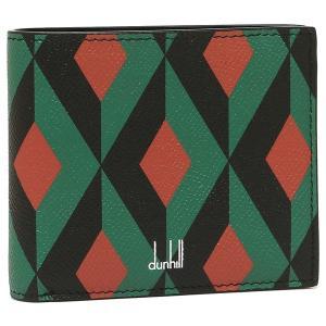 ダンヒル 折財布 メンズ DUNHILL 18F2300CT 301 グリーン|1andone