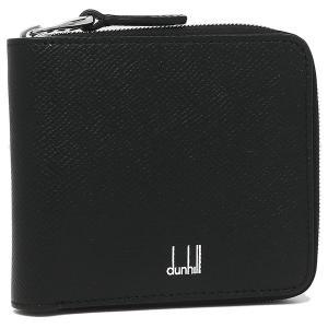 ダンヒル 折財布 メンズ DUNHILL DU18F2355CA 001 ブラック|1andone