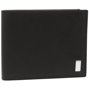 ダンヒル 折財布 メンズ DUNHILL FP3070E BLK ブラック|1andone