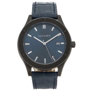 ドルチェセグレート 腕時計 メンズ DOLCE SEGRETO CF420BU ネイビー 1andone