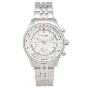 DOLCE SEGRETO 腕時計 メンズ ドルチェセグレート MBR100WH ホワイト シルバー 1andone