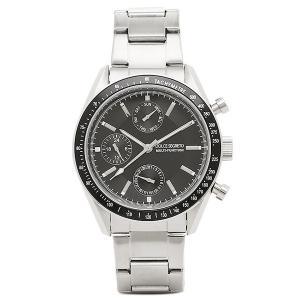 ドルチェセグレート メンズ 腕時計 DOLCE SEGRETO MSM101BK BK ブラック シルバー 1andone